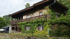 Self Catered Alpine Ski And Mountain Biking Holiday Apartment Morzine Les Gets