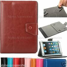 "Universal PU Leather Magnetic Stand Case Cover For 7"" 7 Inch Tab Android Tablet"