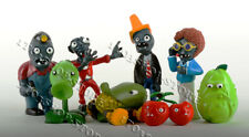 8x Plants Vs Zombies Toys Series Game Different Role Figure Toy PVC Display New