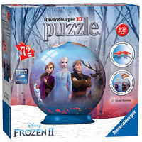 11142 Ravensburger Disney Frozen 2 3D Jigsaw Puzzle 72 Pieces Age 6 Years+