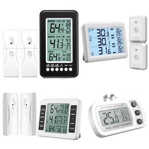 Refrigerator_Thermometer @ Digital Kitchen Wireless Fridge Freezer Temperature