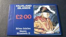 Souvenir Sheets Foreign Falkland Islands Scott# 254a-5bd Booklett 1977 Mnh C503