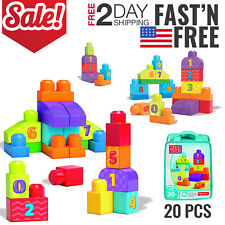 Toddler Toys Girls Count Bag Toy for Kids Building Set Educational Toys for Boys