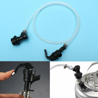 100cm 39'' Beer Line With Picnic Tap Ball Lock Disconnect for Home Brew Keg