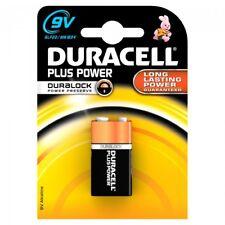 "Nuevo Duracell 9 V Tamaño 1 Pack alkalne Plus Batería ""MN1604B1PP"""
