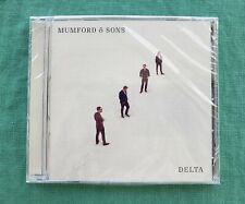 MUMFORD AND & SONS - DELTA [NEW CD, 2018] , *FREE SHIPPING*