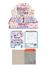 Unicorn magic slate Pinata Toy Party Bag Stocking Filler-set of 4