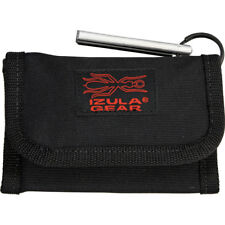 """ESEE Izula Gear Wallet Kit ESWK Includes: 2 3/8"""" overall fire steel with keyring"""