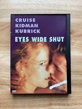 Eyes Wide Shut (Dvd, 2000) Snapcase - Former Rental