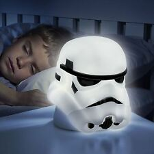 STAR WARS STORMTROOPER GO GLOW NIGHT LIGHT & TORCH 2 IN 1 KIDS FREE P+P