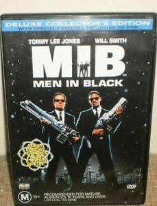 Men in Black (1997) DVD First Original Movie - DELUXE COLLECTOR'S EDITION
