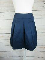 Jupe bleu plissée Camaieu en très bon état, taille 40 FR