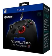 NACON Revolution PRO ตัวควบคุม V2 Gamepad PS4 Playstation 4 eSports & Fighting
