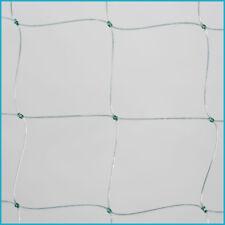 Katzenschutznetz, Katzennetz, Vogelschutznetz 3 x 6 m Mw. 50 mm, transparent