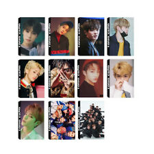 30Pcs/set Kpop NCT NCT127 NCT DREAM Poster Photo Card Lomo Cards Bookmark