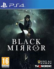 Black Mirror PS4 Playstation 4 THQ
