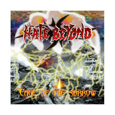 Hate Beyond - Cage Of The Sorrow CD Death/Thrash Metal from Japan ffo The Crown