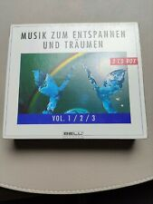 3 cd Musik zum Entspannen und Träumen