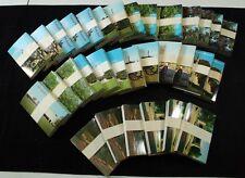 Huge Lot of Gettysburg Postcards Over 1400 New Old Stock Cards Civil War Vintage