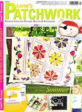 Lena`s Patchwork 35/2014 - Kreative Ideen für den Sommer