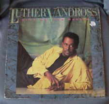 "LP 12"" 33 rpm LUTHER VANDROSS - GIVE ME THE REASON"