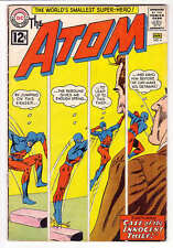ATOM # 4 MURPHY ANDERSON Snapper Carr 1963 The