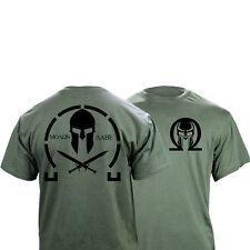 Men's Classic Molon Labe Graphic T-Shirt