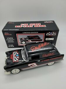 1/25 Racing Champions Dale Earnhardt Sr 1955 Chevy Sedan Delivery Bank 6 Champs