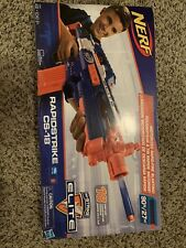Nerf CS-18 N-Strike Elite Rapidstrike Motorized Dart Gun Blaster Blue