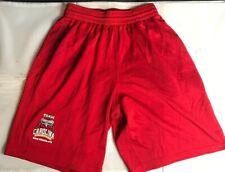 Team Carolina Lacrosse Shorts Sz M.