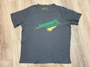 MAMMUT Absolute Alpine Herren Outdoor T-Shirt Gr L