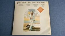 ROD STEWART - THE BEST OF ROD STEWART .     2LP.