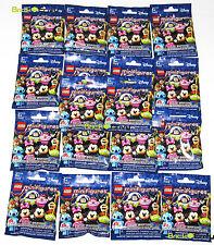 2016 LEGO #71012 Disney Minifigure Series 1 Complete Set of 18 New Sealed