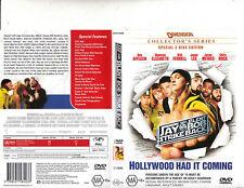 Jay And Silent Bob Strike Back-2001-Ben Affleck-[Special 2 Disc Ed]- Movie-2 DVD