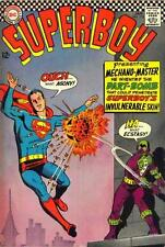 Superboy #135 Vg/F, water damage, loose cover, Dc Comics 1967