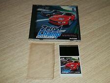 NEC PC ENGINE HU CARD HUCARD TURBOGRAFX ZERO 4 CHAMP BLACK BOX 30