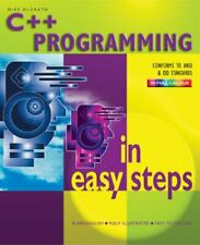 C++ Programming in Easy Steps (In Easy Steps Series),Mike McGrath