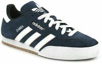 Adidas Originals Samba Super Suede Navy Men's Trainers