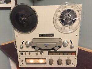 Teac X-10 Reel to Reel Tape Recorder