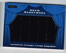 2010 Drew Barrymore Razor Authentic Celebrity Worn Wardrobe   Mem Relic Clothing