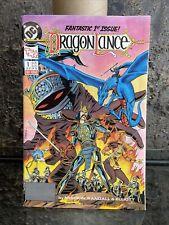 Dragonlance 1 - TSR DC Comics - Fantastic First Issue / D&D AD&D GYGAX