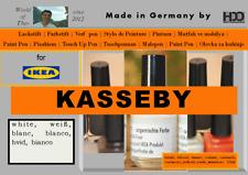 Lackstift für IKEA KASSEBY weiß