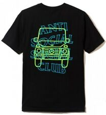 Anti Social Social Club RSVP Gallery G-Wagon Tee Mens Size XL Deadstock DS New