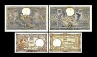 2x 20, 100 Francs - Edition 1940 - 1947 - Reproduction - B 12