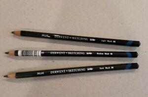 Derwent Water Soluble Sketching Pencil