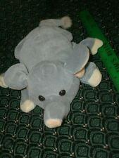 "Hand Glove Puppet ~ ELEPHANT ~ Plush ~ CALTOY ~ Approximately 11"" ~ NEW ~"