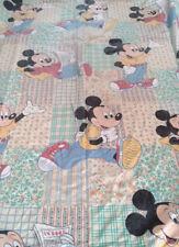 Housse de couette et taie Disney Mickey CTI duvet cover pillowcase bedding