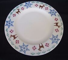 """PFALTZGRAFF """"NORDIC CHRISTMAS"""" Pattern Dinner Plate 10.5"""" Multi-Color 1 piece!!"""