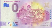 BILLET 0  EURO MONCHENGLADBACH ALLEMAGNE 2021  NUMERO DIVERS