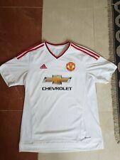 Manchester united 2015 2016 adidas away football shirt soccer jersey AI6363 L